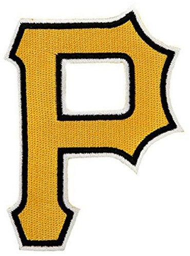 Emblem Source Pittsburgh Pirates P Hat Logo Patch