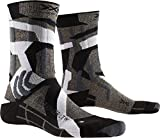 X-Socks Trek Pioneer Light Women Socks, Mujer, Granite Grey/Modern Camo, 41-42