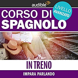 In treno - Impara parlando copertina