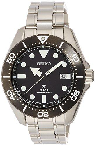 [セイコーウォッチ] 腕時計 プロスペックス ソーラーダイバーズ200m大 SBDJ013