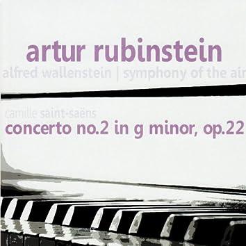 Saint-Saëns: Concerto No. 2 in G Minor, Op. 22