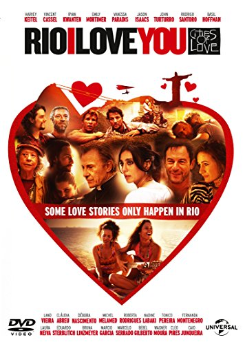 Rio, I Love You [DVD] UK-Import, Sprache-Englisch.