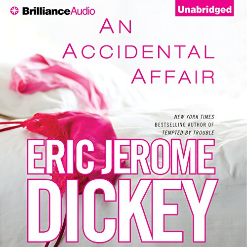 An Accidental Affair audiobook cover art