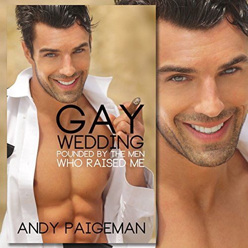 Gay Wedding audiobook cover art
