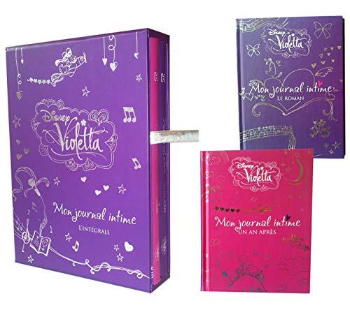 Violetta : Mon journal intime : Intégrale