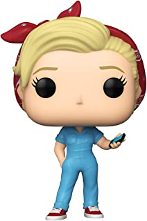 Funko Pop! TV: Parks and Rec - Leslie The Riveter