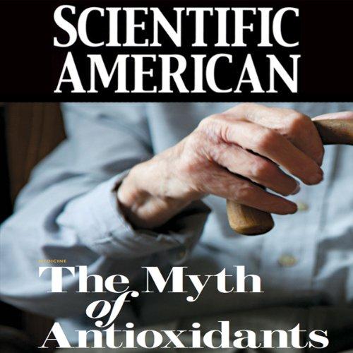 Scientific American cover art
