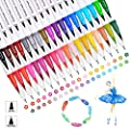 36 Colors of Water Based Marker for Coloring Books Calligraphy Lettering Art Thanksgiving Day Gifts Adults Kids?Dual Tips Coloring Brush Color Pens Art Markers
