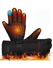 MOVTOTOP Verwarmde handschoenen voor dames en heren