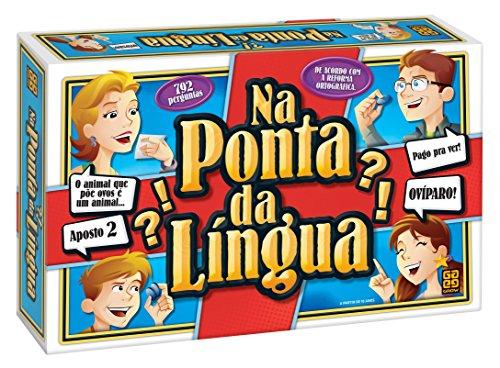 Jogo Na Ponta Da Língua, Grow, Multicor