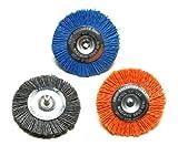 Abrasive Wheel Power Brushes