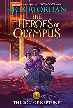 The Son of Neptune (The Heroes of Olympus Book 2) by [Rick Riordan]