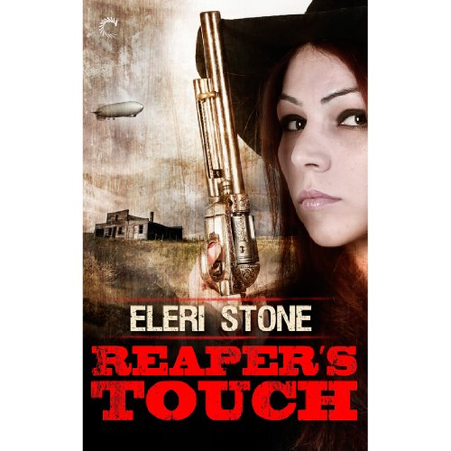 Reaper's Touch audiobook cover art