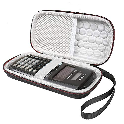 LuckyNV Portable Carrying Case for Texas Instruments TI-30XS / TI-36X Pro Engineering Multiview Scientific Calculator