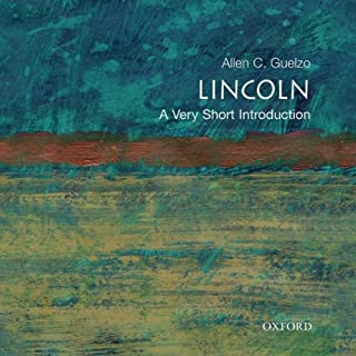 Lincoln: A Very Short Introduction  cover art