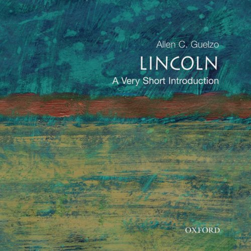 Lincoln: A Very Short Introduction  audiobook cover art