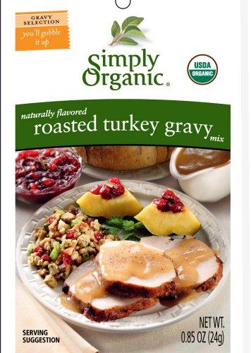 Roasted Turkey Gravy Seasoning Mix, Organic, Gluten-free / 3 Pack