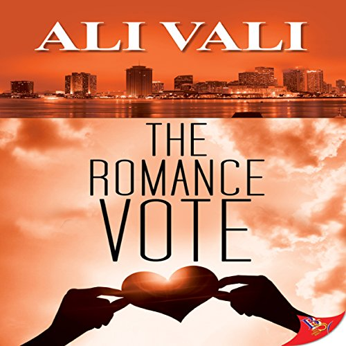 The Romance Vote audiobook cover art