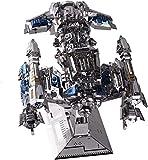 Desafío de Rompecabezas: Metal Puzzle Star Craft Multicolor Battlecruser DIY para...