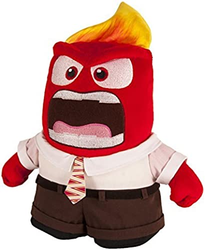 DISNEY INSIDE OUT Anger Soft Toy by Disney