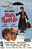 Mary Poppins Plakat Movie Poster (11 x 17 Inches - 28cm x