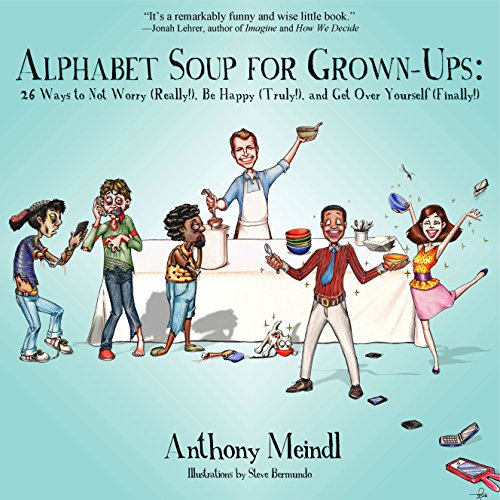Alphabet Soup for Grown-Ups audiobook cover art