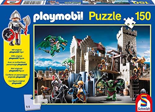 Schmidt Spiele Playmobil: Kampf um den Königsschatz