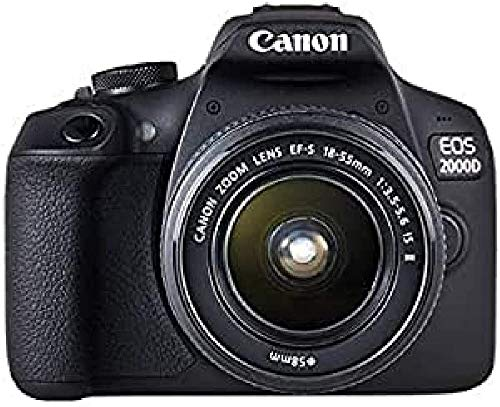 Canon -   EOS 2000D Kit