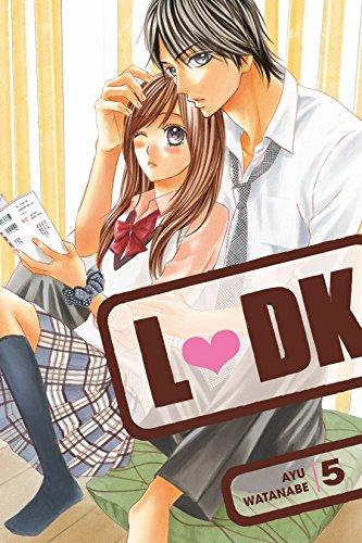LDK Vol. 5 (English Edition)