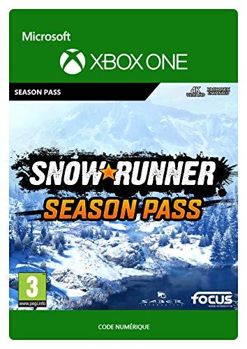 SnowRunner Season Pass | Xbox One – Code jeu à télécharger