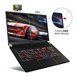 MSI GS75 Stealth-202 17.3 RazorLaptop NVIDIA RTX 2080 8G Max-Q (GS75 Stealth-202-cr) technical specifications