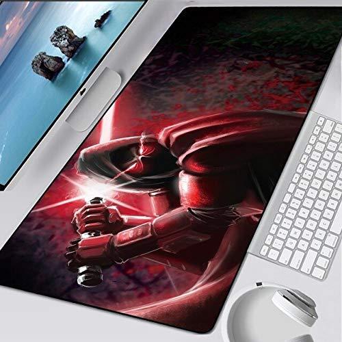TonyJameJPStore Star Wars Mouse Pad Fashion Laptop XXL Computer Mouse Mat 800x300mm Gaming Mousepad HD Large XL Gamer Desk Keyboard Play Mats - StarWars-082 - 900x300x2mm