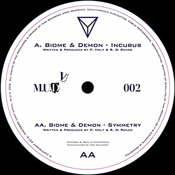 Incubus / Symmetry