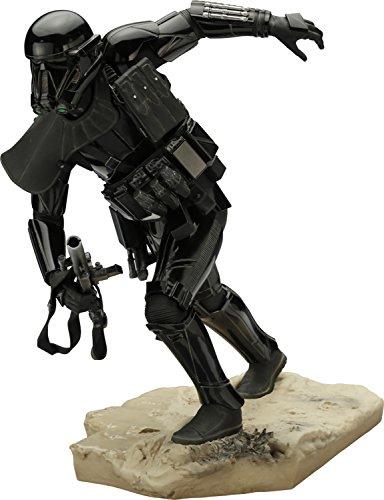 Kotobukiya Rogue One A Star Wars Story Death Trooper ArtFX Statue image