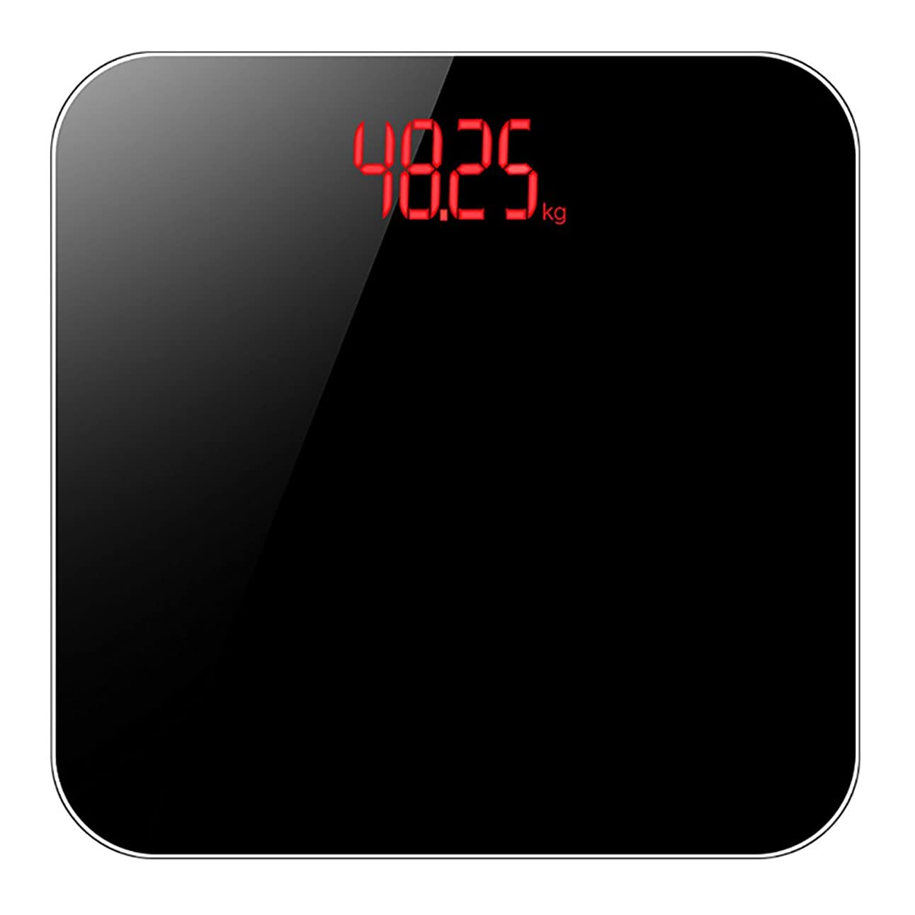 不良ゼロディプロマSYF 体重計 電子スケール重量スケール正確な家族健康スケール重量スケールを失う耐荷重180KG(360日待機) A+
