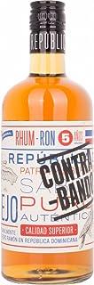 Contrabando Ron Calidad Superior 5 Años Rum, 0.7 l