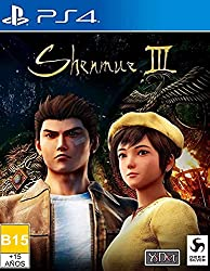 Amazon's last minute pre-order deal for Shenmue 3 on PS4