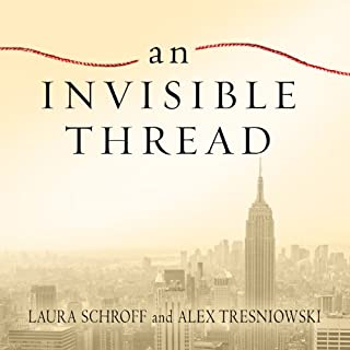 An Invisible Thread audiobook cover art