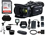 Canon VIXIA HF G21 Full HD Camcorder Bundle,...