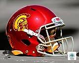 USC Trojans Helm Spotlight Foto (Größe: 20,3 x 25,4 cm)