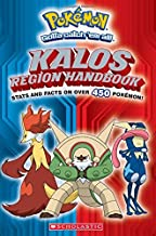 Pokemon: Kalos Region Handbook (Pokemon (Scholastic))
