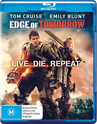 Edge of Tomorrow | NON-USA Format | Region B Import - Australia