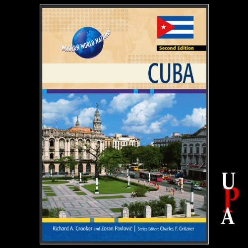 Modern World Nations: Cuba audiobook cover art