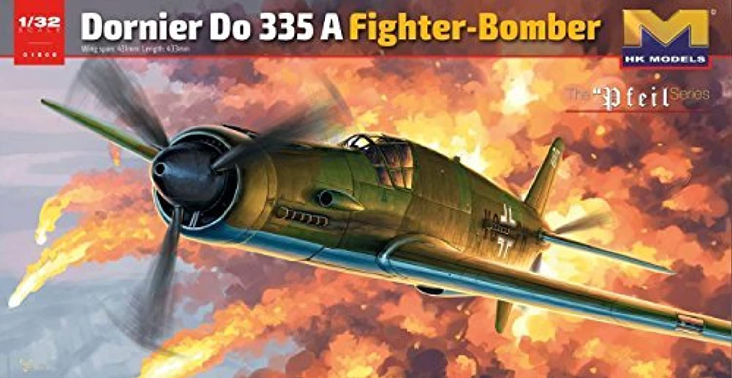 punto de venta HK-Models 1 32 Dornier Do 335 A Fighter Fighter Fighter Bomber The Pfeil Series 01E08  tiendas minoristas