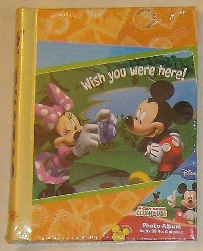 primera vez respuesta Disney Mickey Mouse  Wish You You You Were Here   álbum de fotos  orden ahora con gran descuento y entrega gratuita