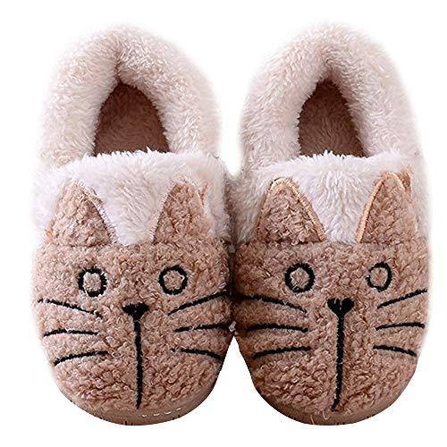 Zapatillas Esta casa Animales/Gatos Invierno interio