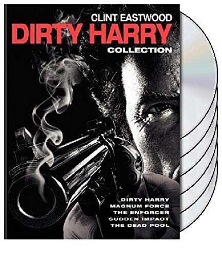 5 FILM COLLECTION: DIRTY HARRY - 5 FILM COLLECTION: DIRTY HARRY (5 DVD)