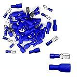 HOMCA AWG 20-10 Juego de crimpadora y alicates para terminales de cable 505 unidades, conector el/éctrico, surtido de conectores de 0,5-6 mm2