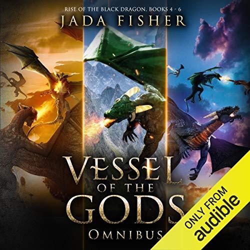 Vessel of the Gods Omnibus audiobook cover art