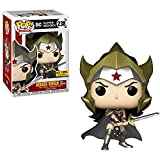 Funko Wonder Woman from Flashpoint (Hot Topic Exclusive): DC Universe x POP! Heroes Vinyl Figure & 1...